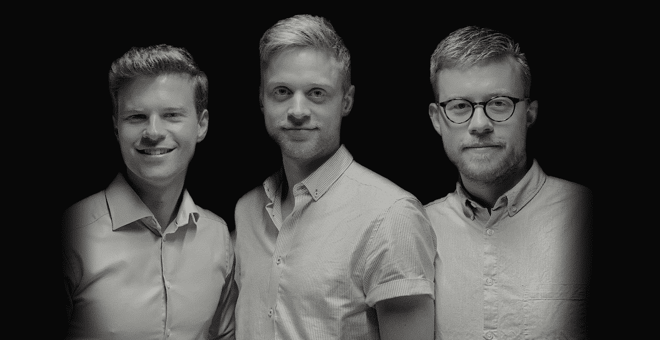 Jimmy Sørensen, Kristian Emil Larsen & Rasmus Skovdal