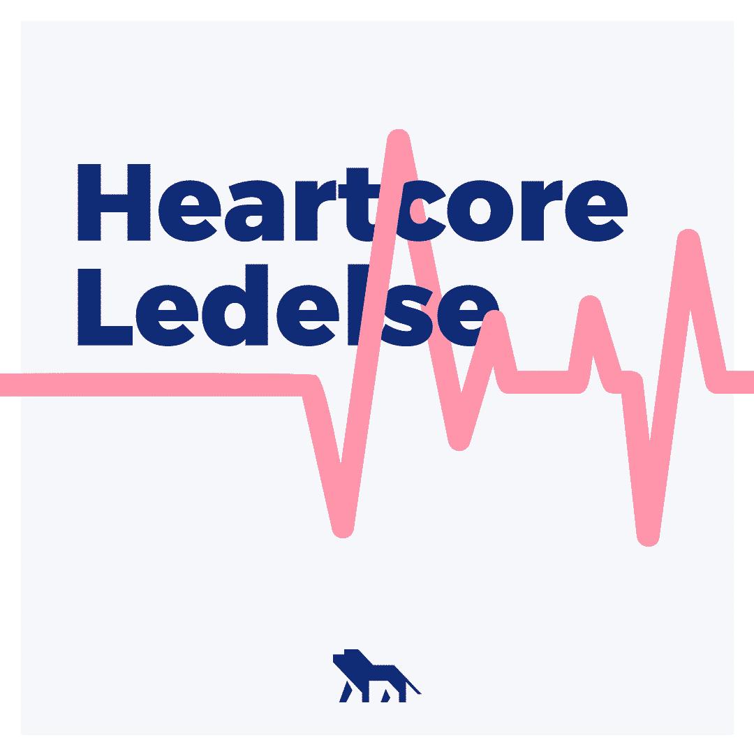 Heartcore Ledelse cover