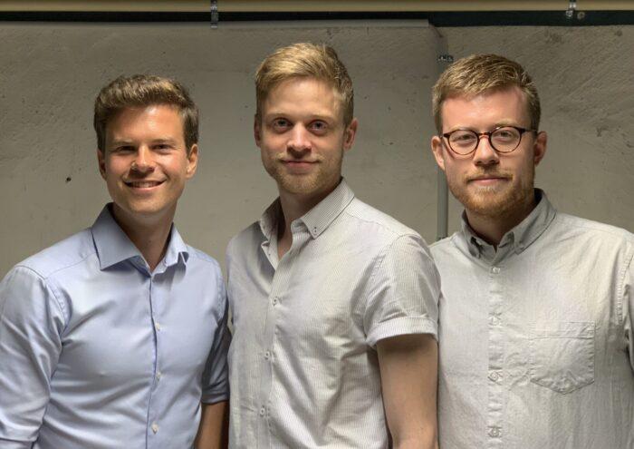 Relion med Jimmy Sørensen, Kristian Emil Larsen og Rasmus Skovdal