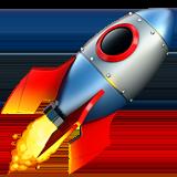 Raket emoji